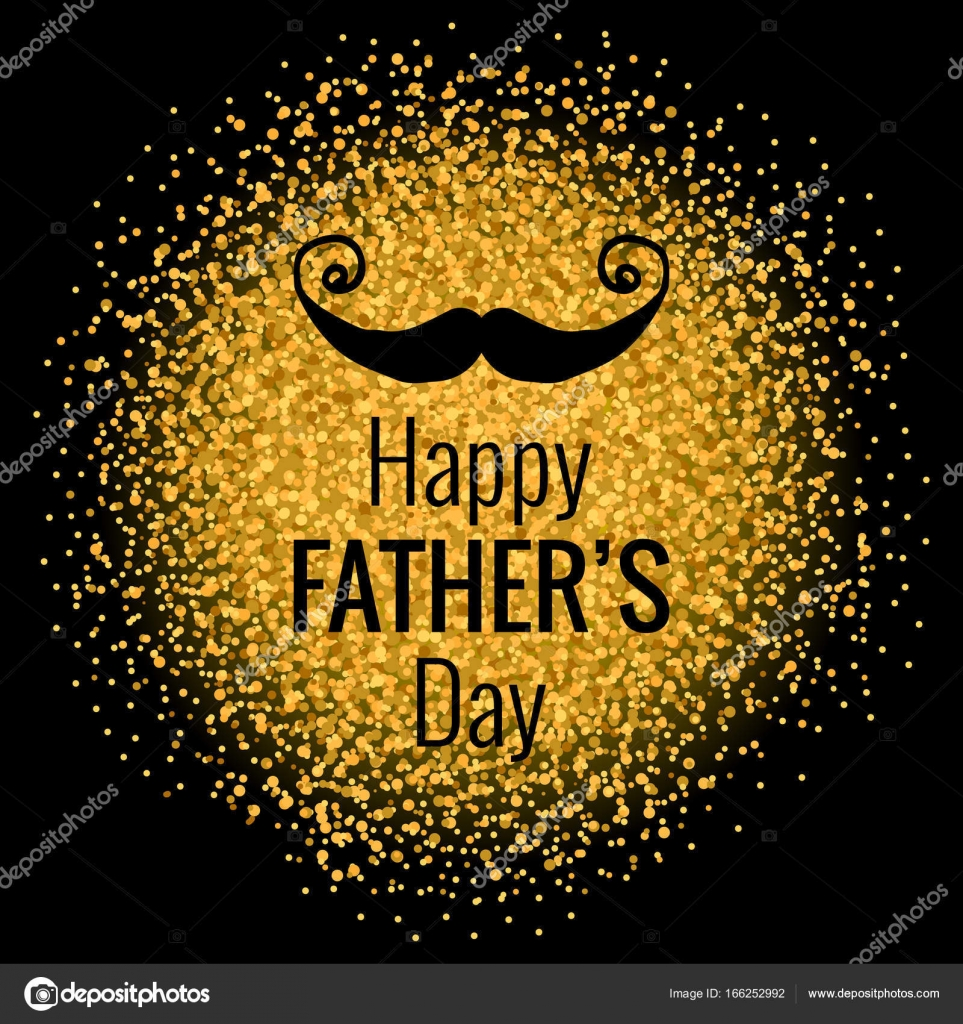 Happy Fathers Day Stock Vector Barkarola 166252992