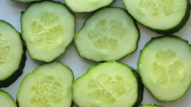 Vágott zöld uborka