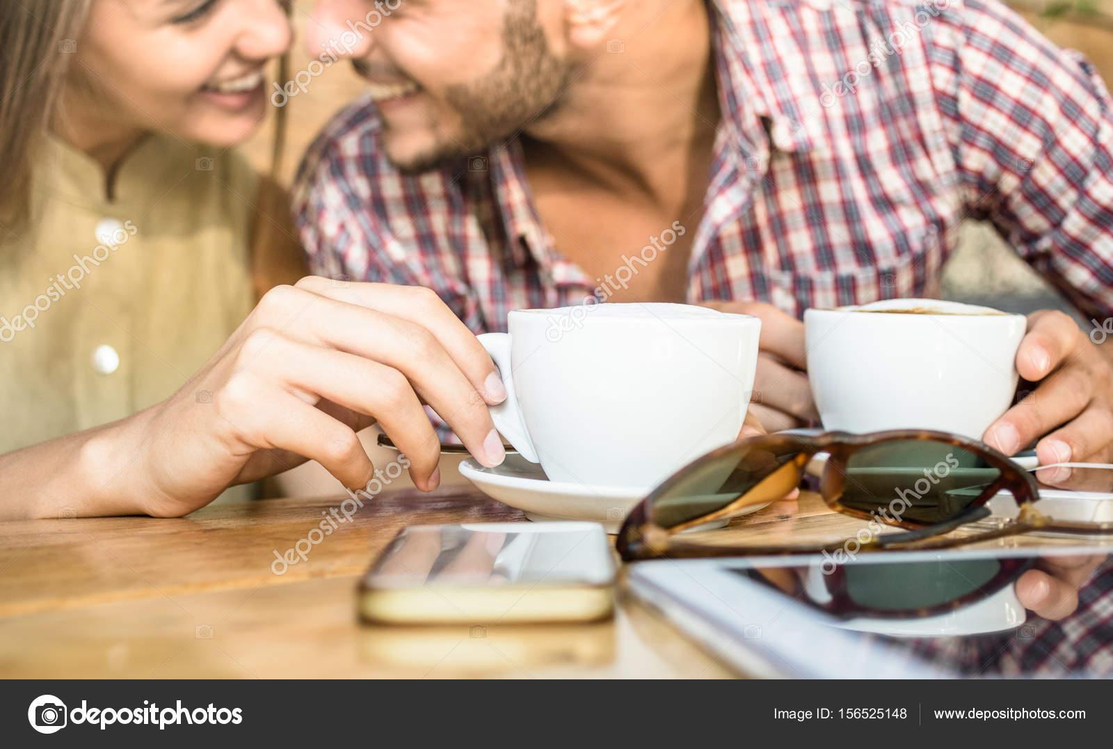 20s ραντεβού καφέ