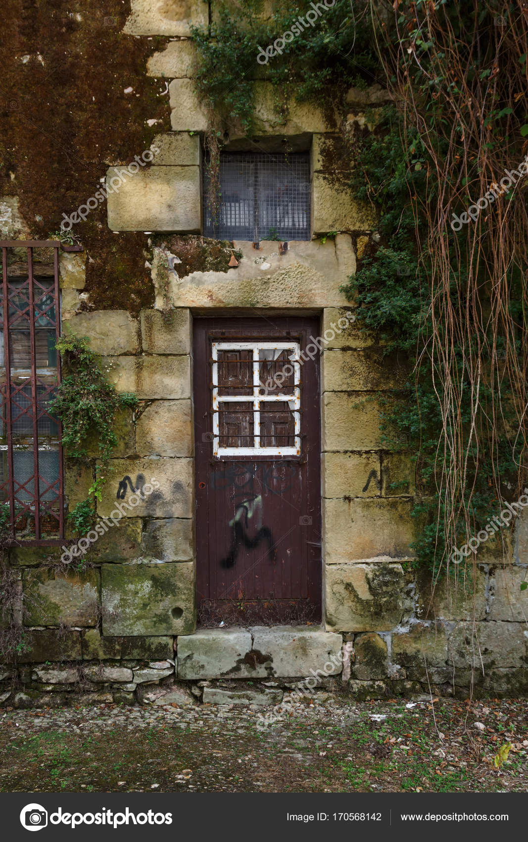 Antiguas Puertas De Entrada Al Edificio Hermosas Puertas De Madera