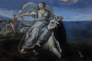 The Rape of Europa, 1680. By Carlo Maratti. National Gallery of Ireland
