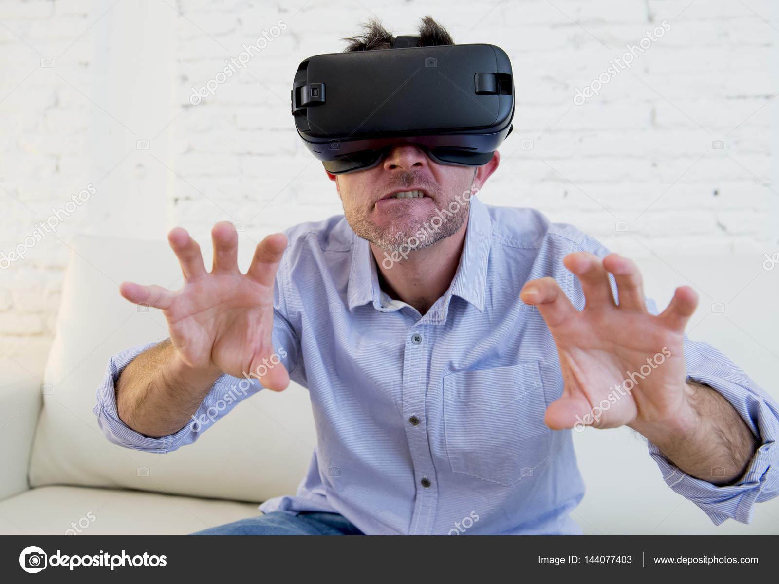 Человек и виртуальный секс