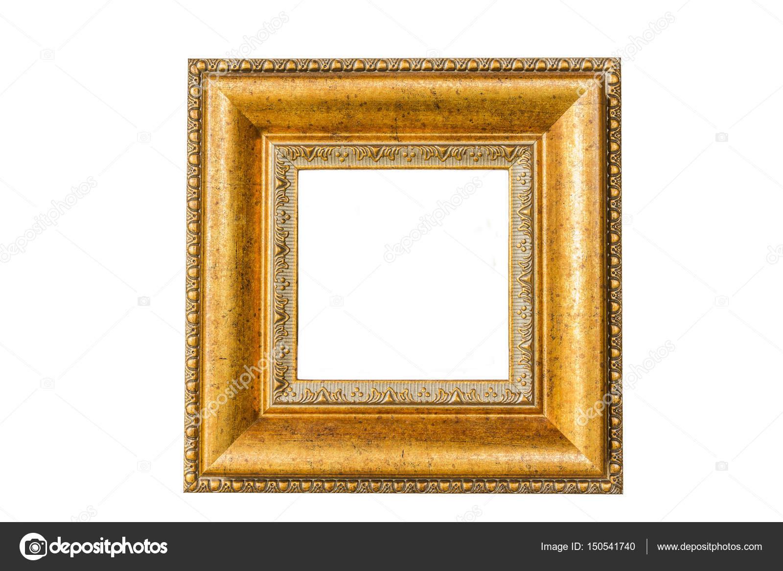 alte bilderrahmen auf wei em hintergrund stockfoto kaewphoto 150541740. Black Bedroom Furniture Sets. Home Design Ideas