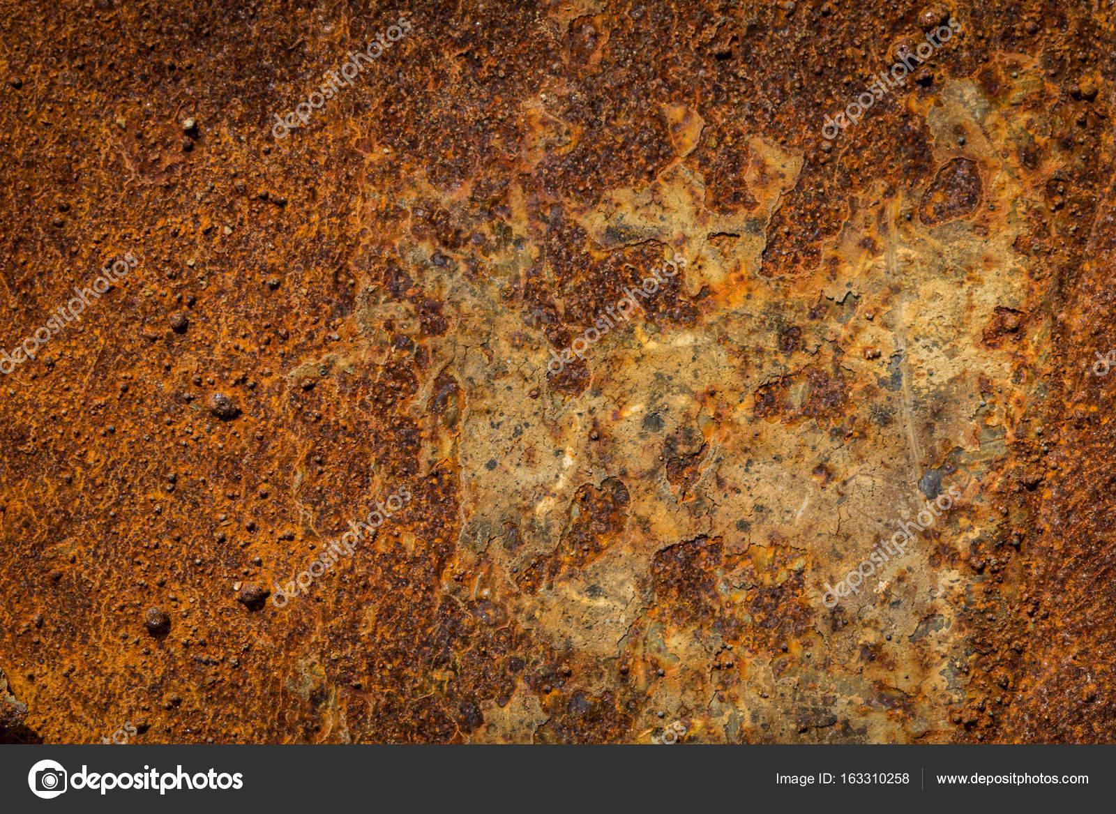Wandfarbe Rost wandfarbe oberfläche rost und alten risse stockfoto kaewphoto