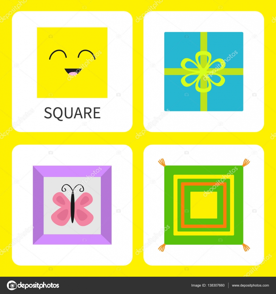Square Objects For Kids | www.imgkid.com - The Image Kid ...