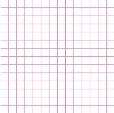 Notebook pink cell background