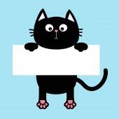 Fényképek vicces fekete macska