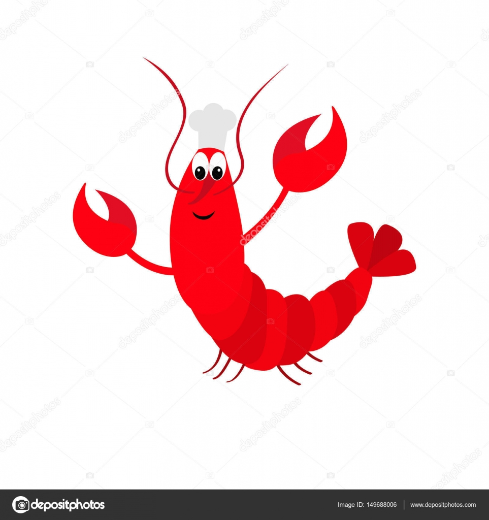 Lobster With Claws Stock Vector Worldofvector 149688006