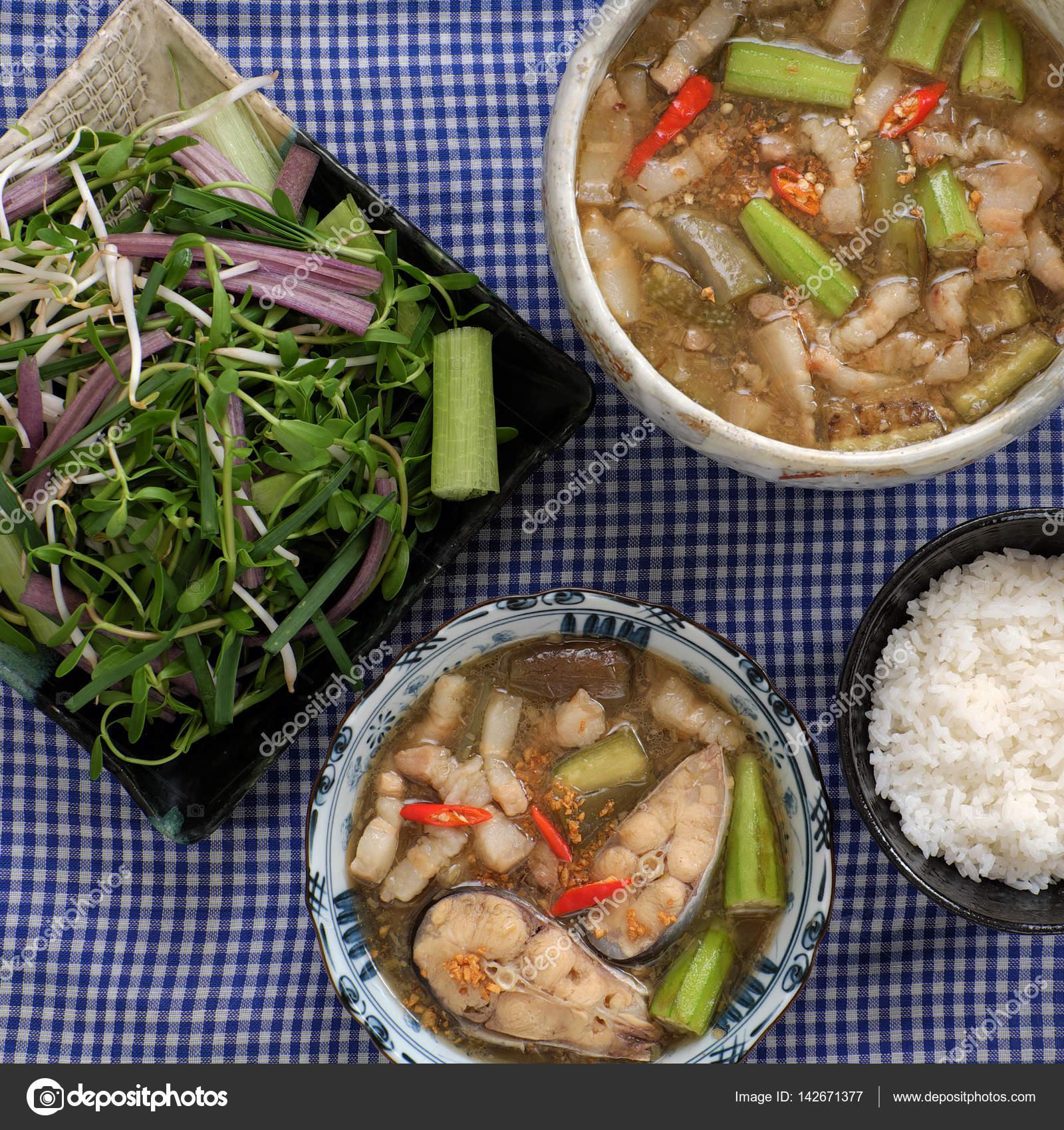 Cuisine Vietnamienne: Cuisine Vietnamienne Pour Repas Quotidien, Mam Kho