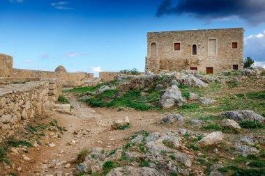 Sultan Ibrahim Mosque in of Fortezza, Rethymno, Crete, Greece