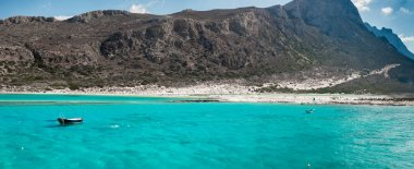 Scenic view Greek Island, Crete, Greece