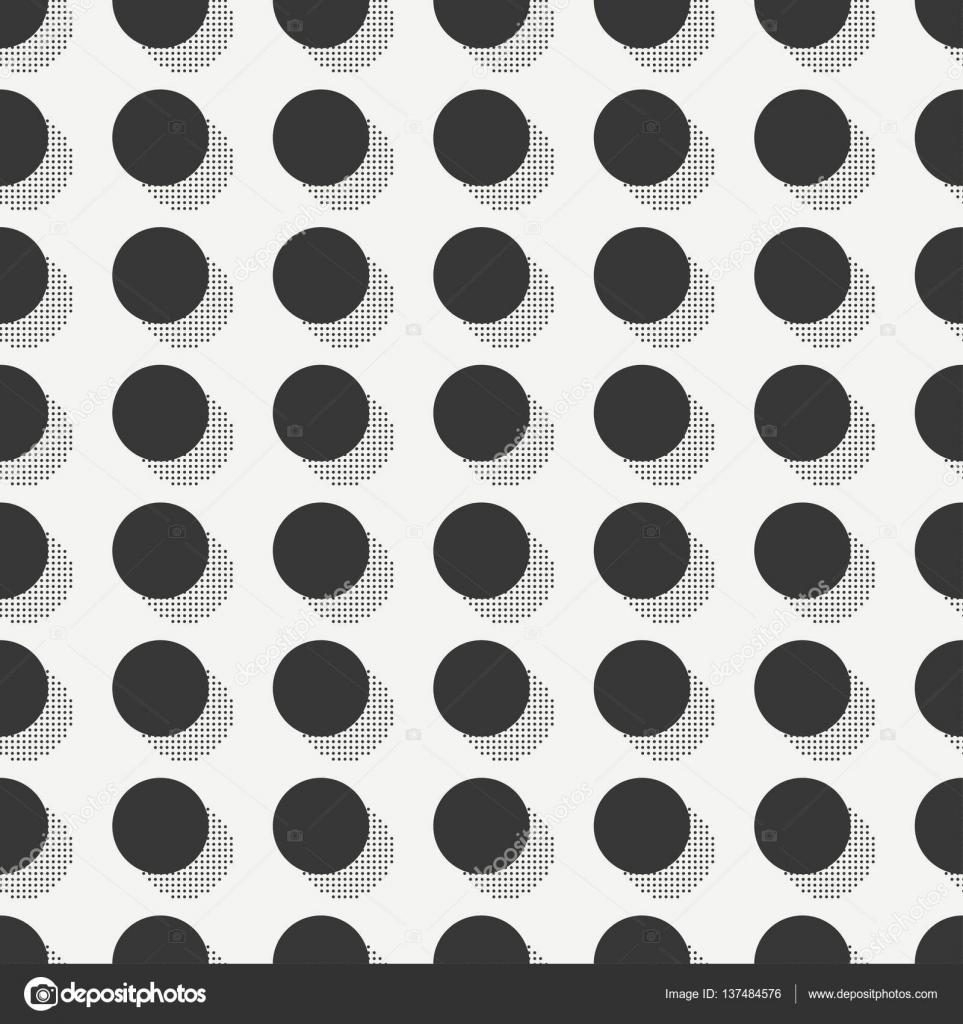 Línea geométrica de memphis retro formas patrones sin fisuras. Moda ...