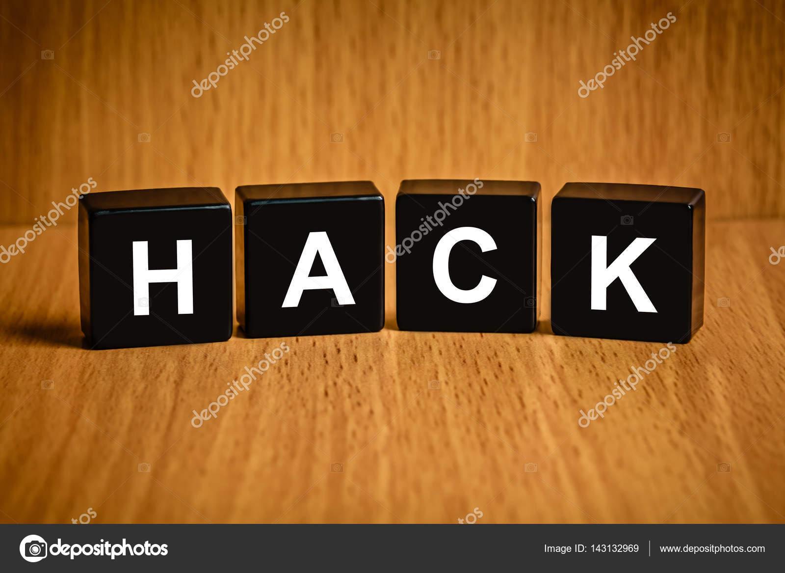 Freie schwarze Hacken