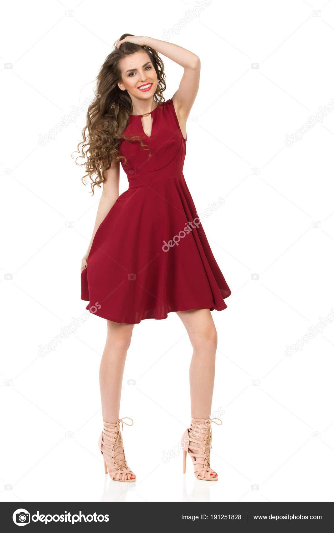 Vestidos elegantes sin tacones