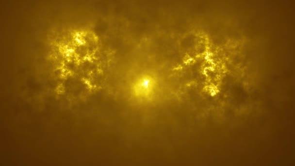 Absztrakt animáció grafika elvont arany háttér digitális reggeli napsütés