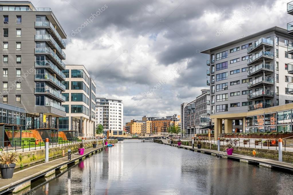 Leeds dock in der stadt leeds stockfoto gbp27 155707912 for 2533 raumgestaltung und entwerfen