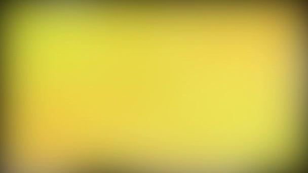 4K liquid gradient animation. Modern fluid gradient mix with vivid trendy yellow colors.