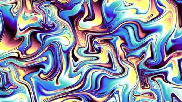 Psychedelické pohybující se pozadí