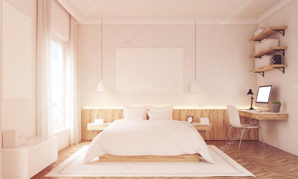 Zwei Poster Schlafzimmer — Stockfoto © denisismagilov #126516716