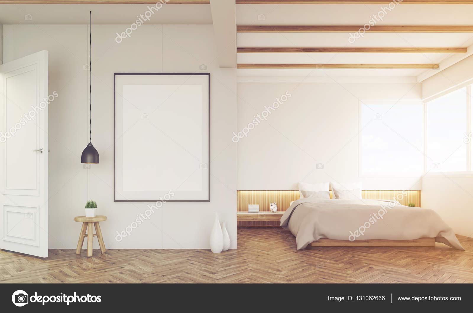 Camera Da Letto Con Divano : Camera da letto con divano e poster con cornice tonica u foto