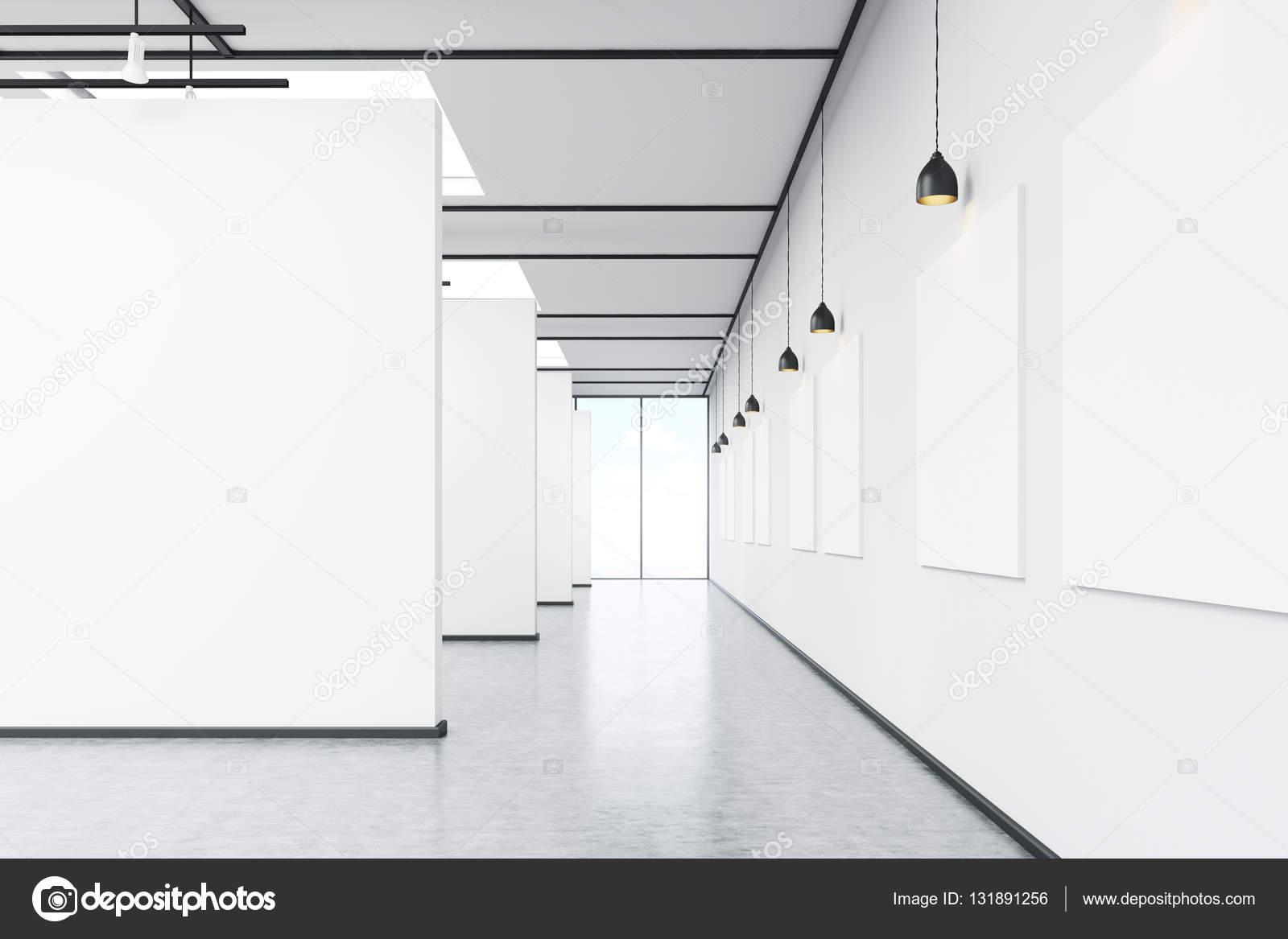 Kunst galerij corridor u2014 stockfoto © denisismagilov #131891256