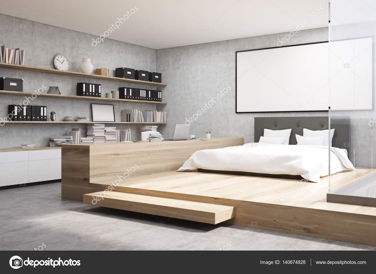 Angolo Del Letto : Angolo del ministero degli interni in una camera da letto u2014 foto