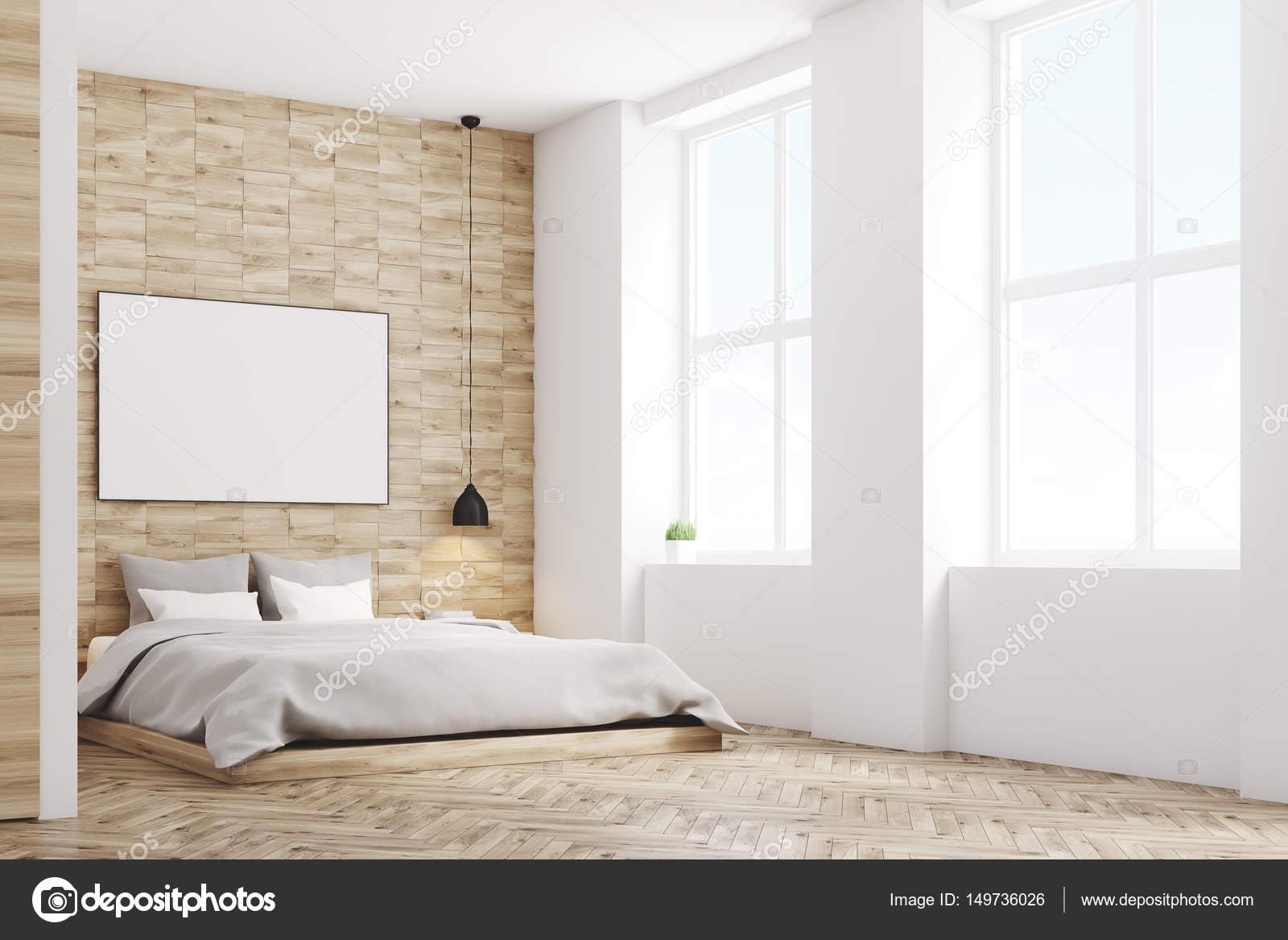 Chambre bois clair, côté — Photographie denisismagilov © #149736026