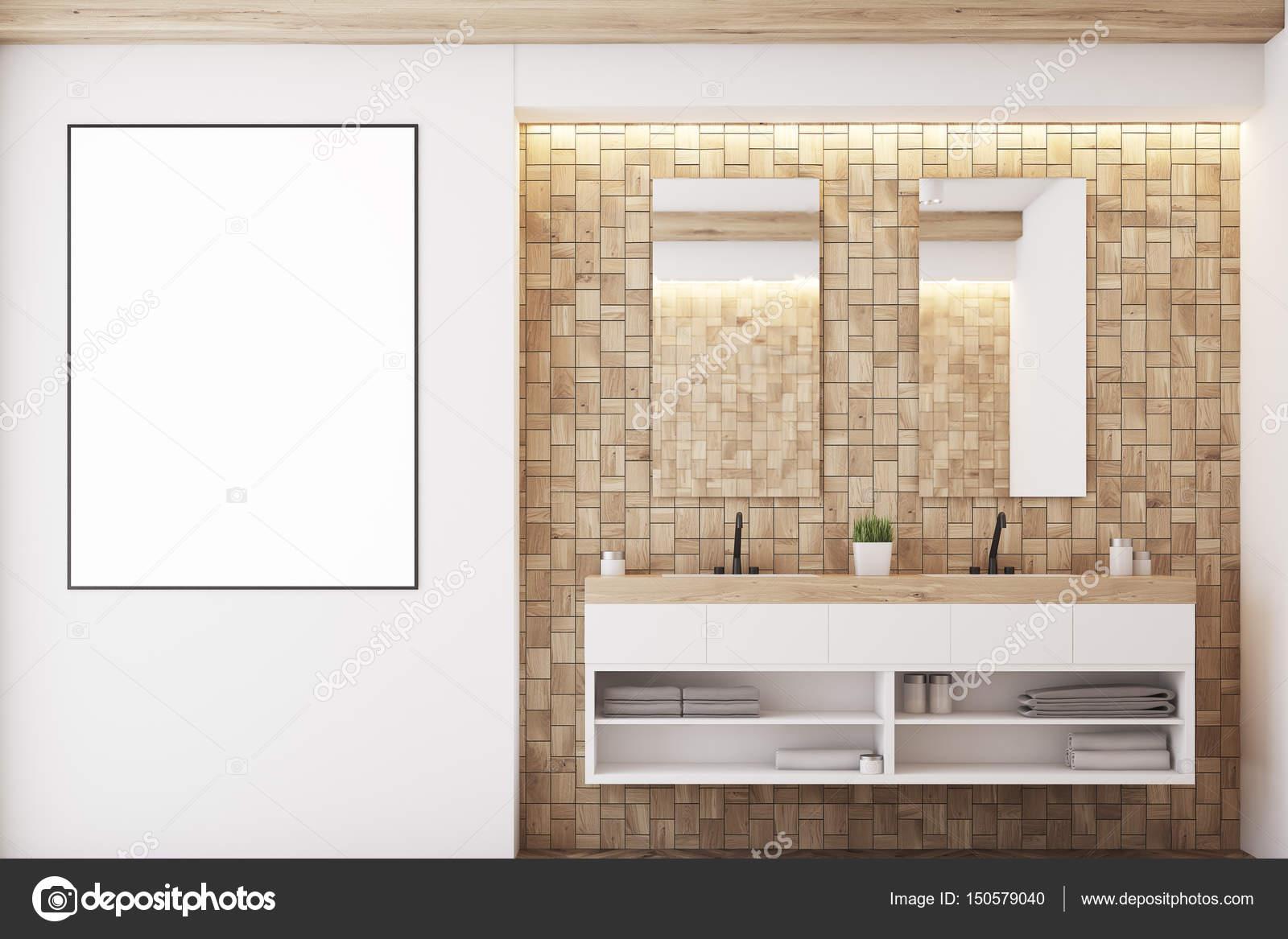 Badkamer Lichte Tegels : Tegels badkamer licht zinken u2014 stockfoto © denisismagilov #150579040