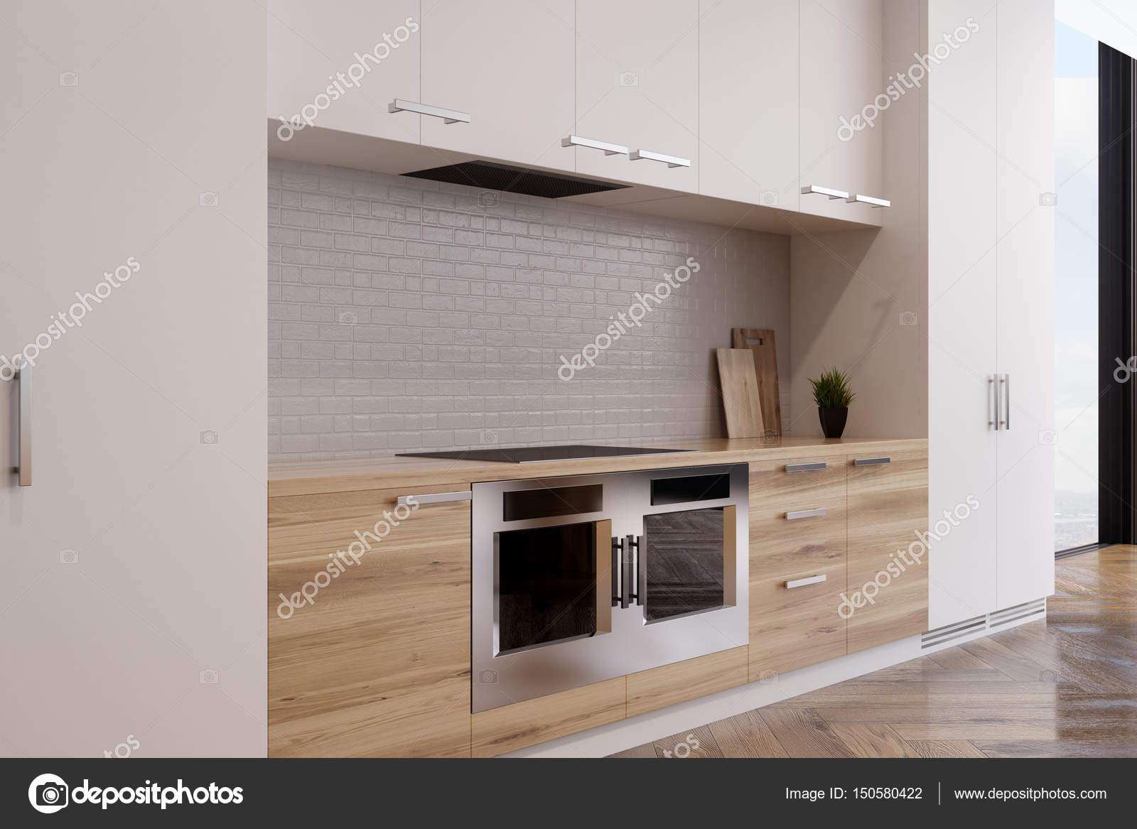 Cucina con due forni — Foto Stock © denisismagilov #150580422