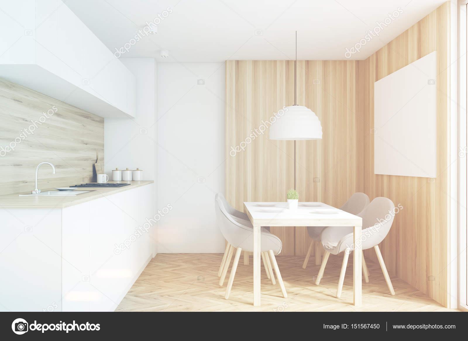 Leichte Küchentheke, Tisch, getönt — Stockfoto © denisismagilov ...