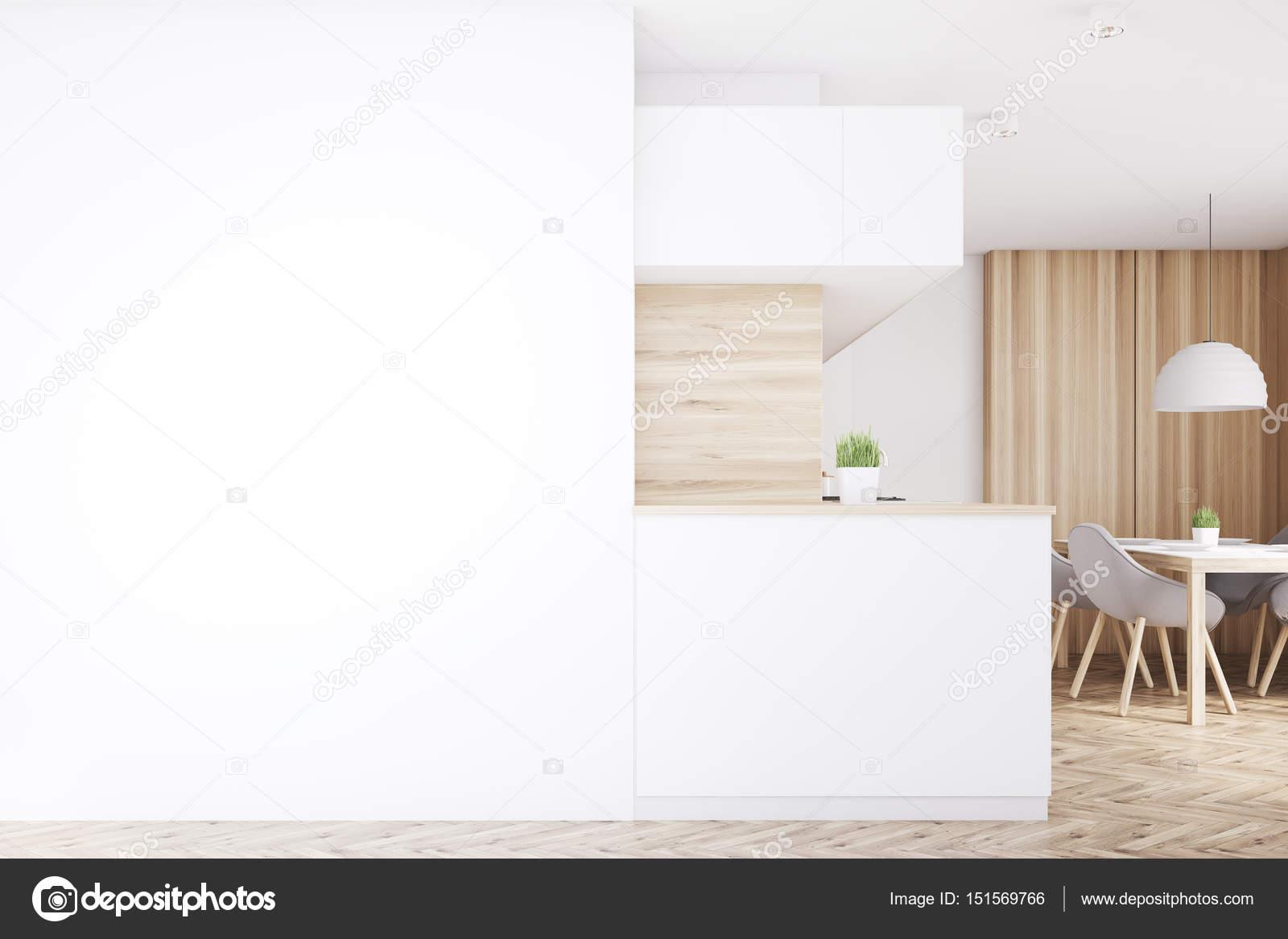 Leichte Küche, Tisch, Seite — Stockfoto © denisismagilov #151569766