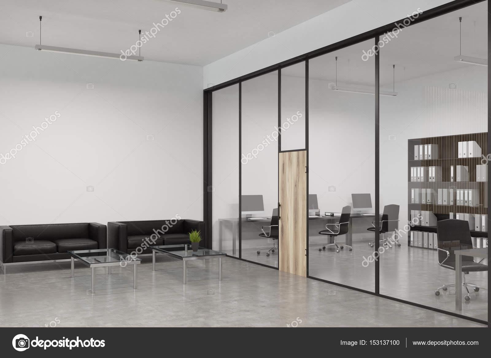 Holztür Glas Büro, Lobby, Seite — Stockfoto © denisismagilov #153137100