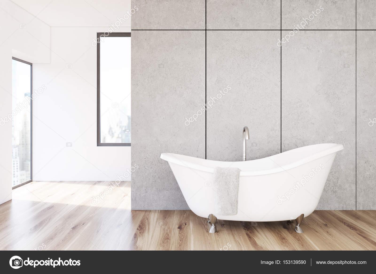 Vasca Da Bagno In Cemento : Vasca da bagno di cemento bianco u2014 foto stock © denisismagilov
