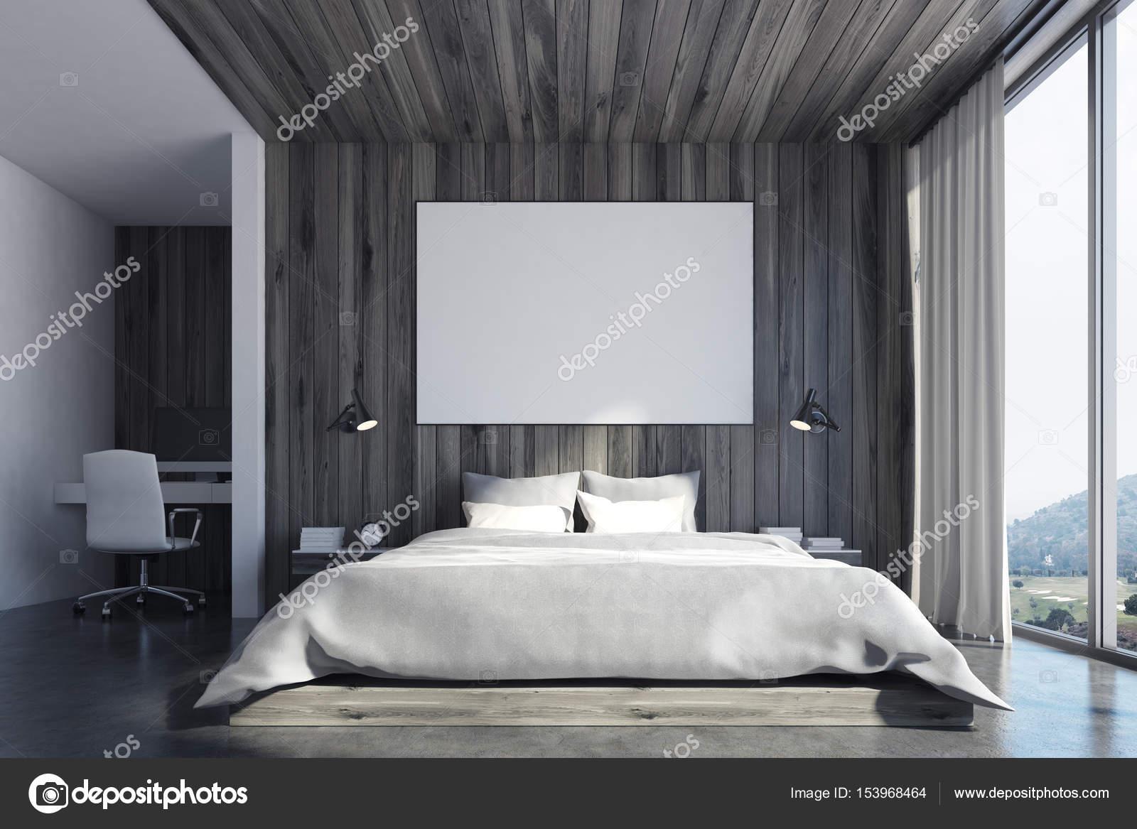 Camera da letto eco con poster anteriore foto stock denisismagilov 153968464 - Poster camera da letto ...