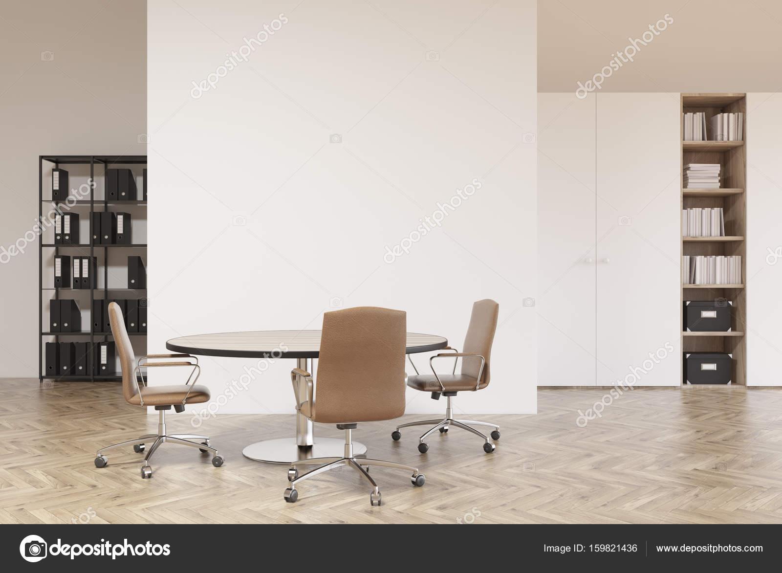 Alluring Bücherregal Weiß Holz Reference Of Weiß Und Büro, Bücherregale — Stockfoto
