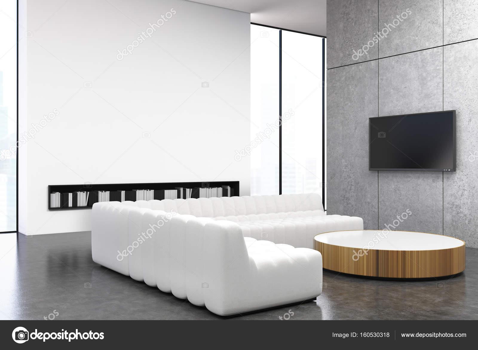 Divani Bianchi E Grigi : Il divano bicolore una scelta coraggiosa che potrà cambiare l