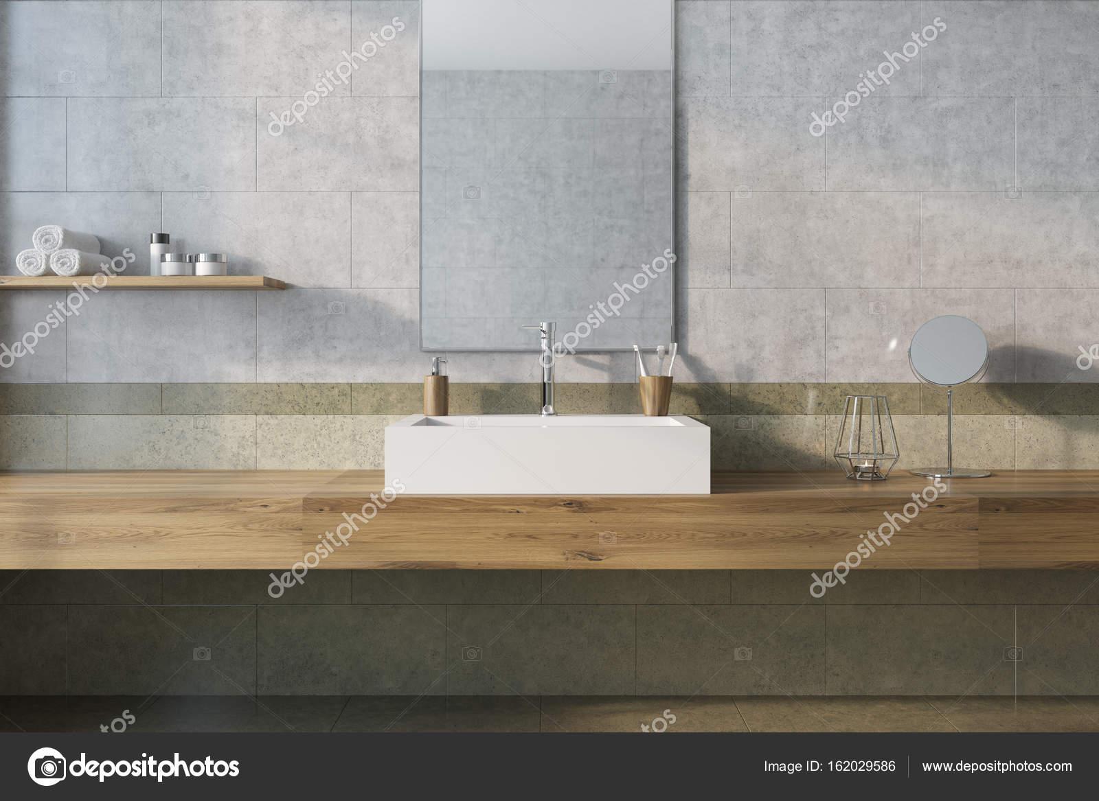Lavello Bagno Angolare : Bagno in marmo lavello angolare legno u2014 foto stock