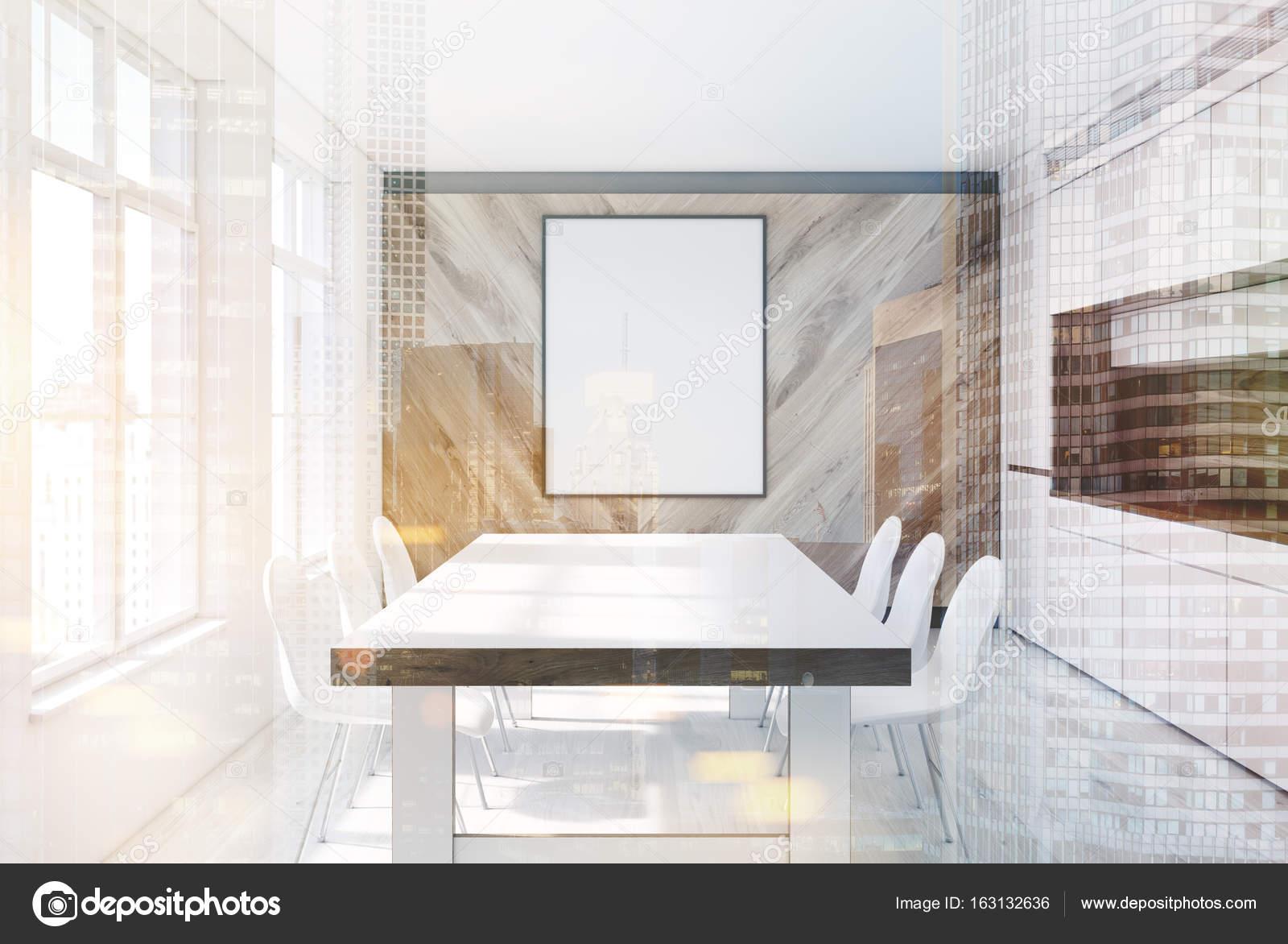 Esszimmer mit einem Plakat, doppelt — Stockfoto © denisismagilov ...