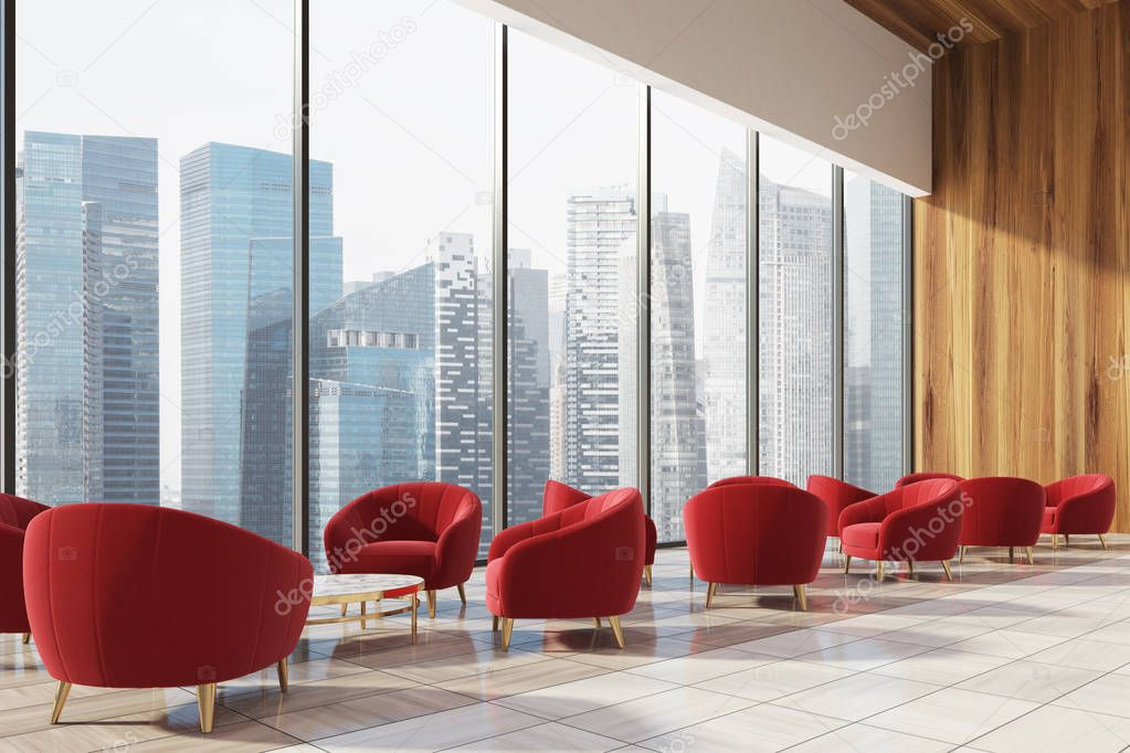 Im genes salas de espera de oficinas sala de espera for Sillones oficina ergonomicos precios