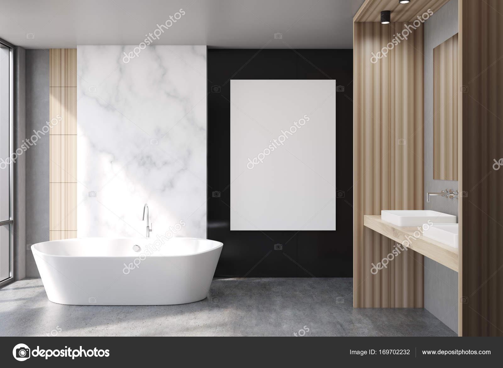 Bagni In Marmo Nero : Bagno in marmo e nero poster u2014 foto stock © denisismagilov #169702232