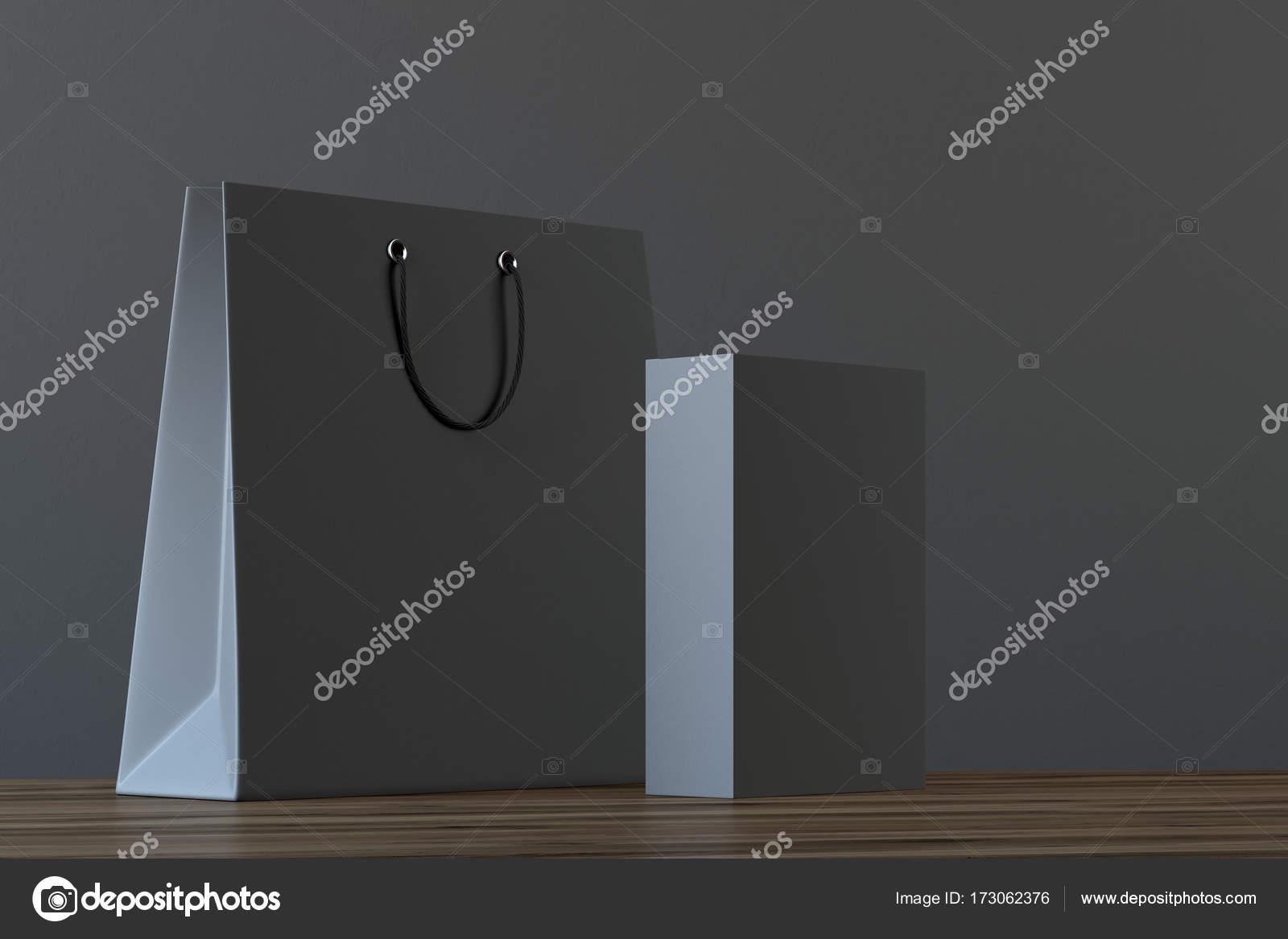 Bolsa Papel Bolsa De Papel Negra De rzxHr6