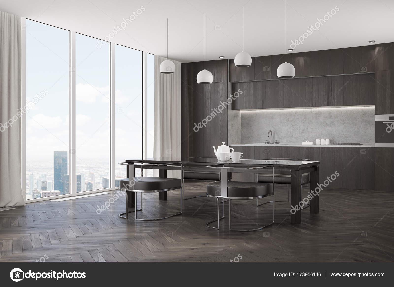 Zwarte ramen keuken u informatie over de keuken