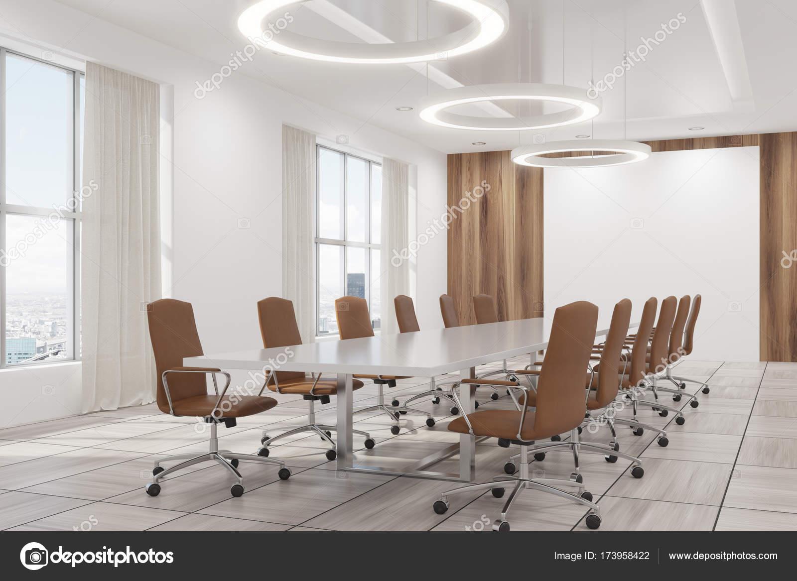 https://st3.depositphotos.com/2673929/17395/i/1600/depositphotos_173958422-stockafbeelding-witte-conferentie-kamer-interieur-bruin.jpg