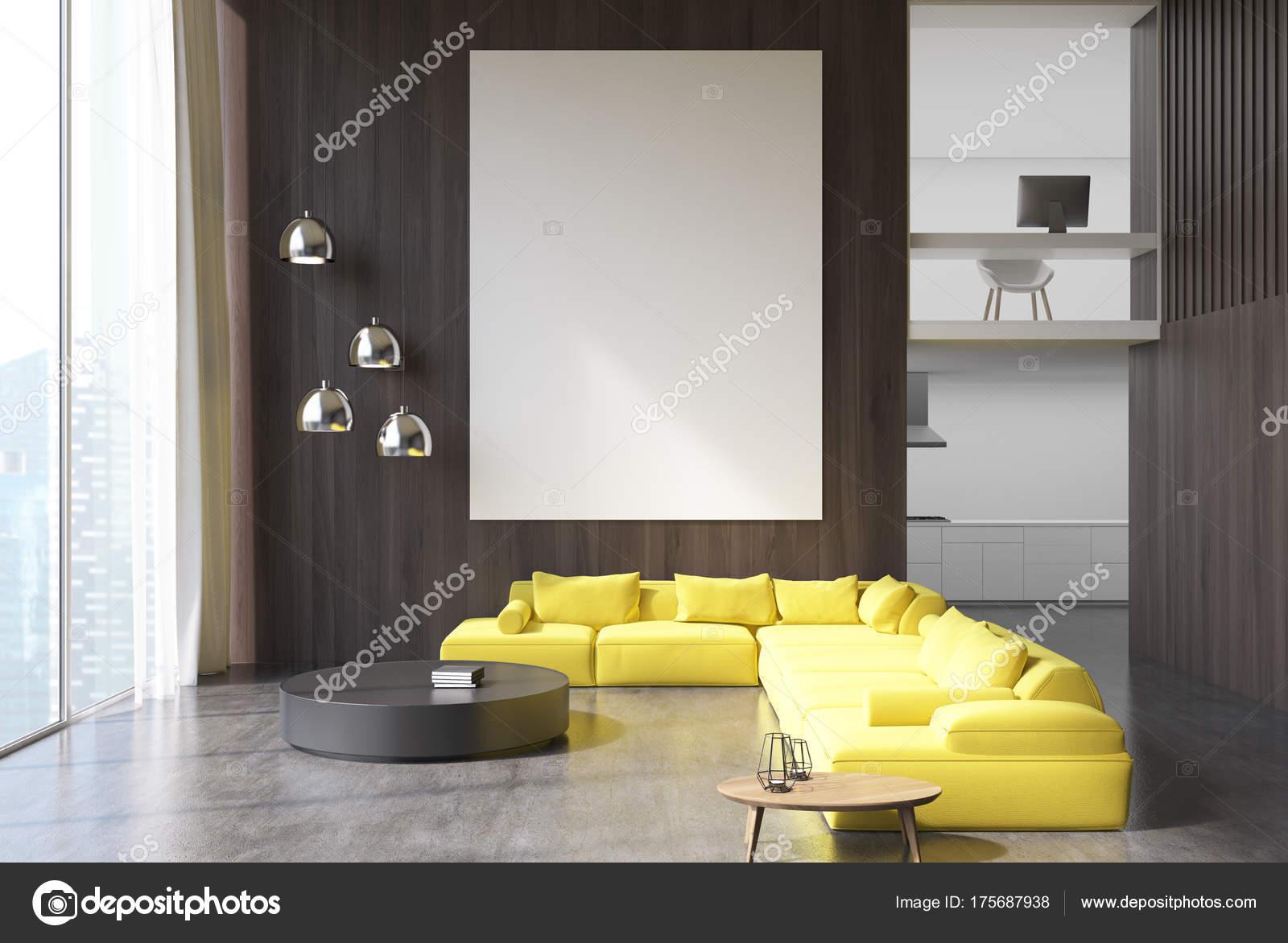 Sala Amarela Simple Amor Nas Quatro Linhas Parede Da Sala De Jantar  -> Cor De Parede Para Sala Amarelo