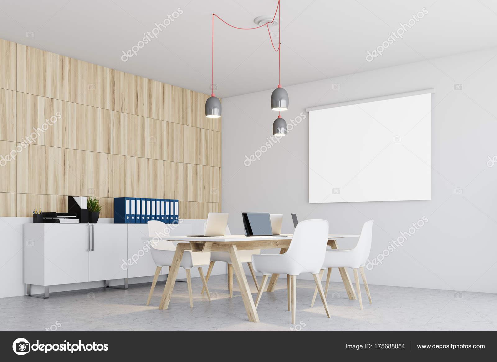 Ufficio Legno Bianco : Angolo ufficio bianco e legno poster u2014 foto stock © denisismagilov