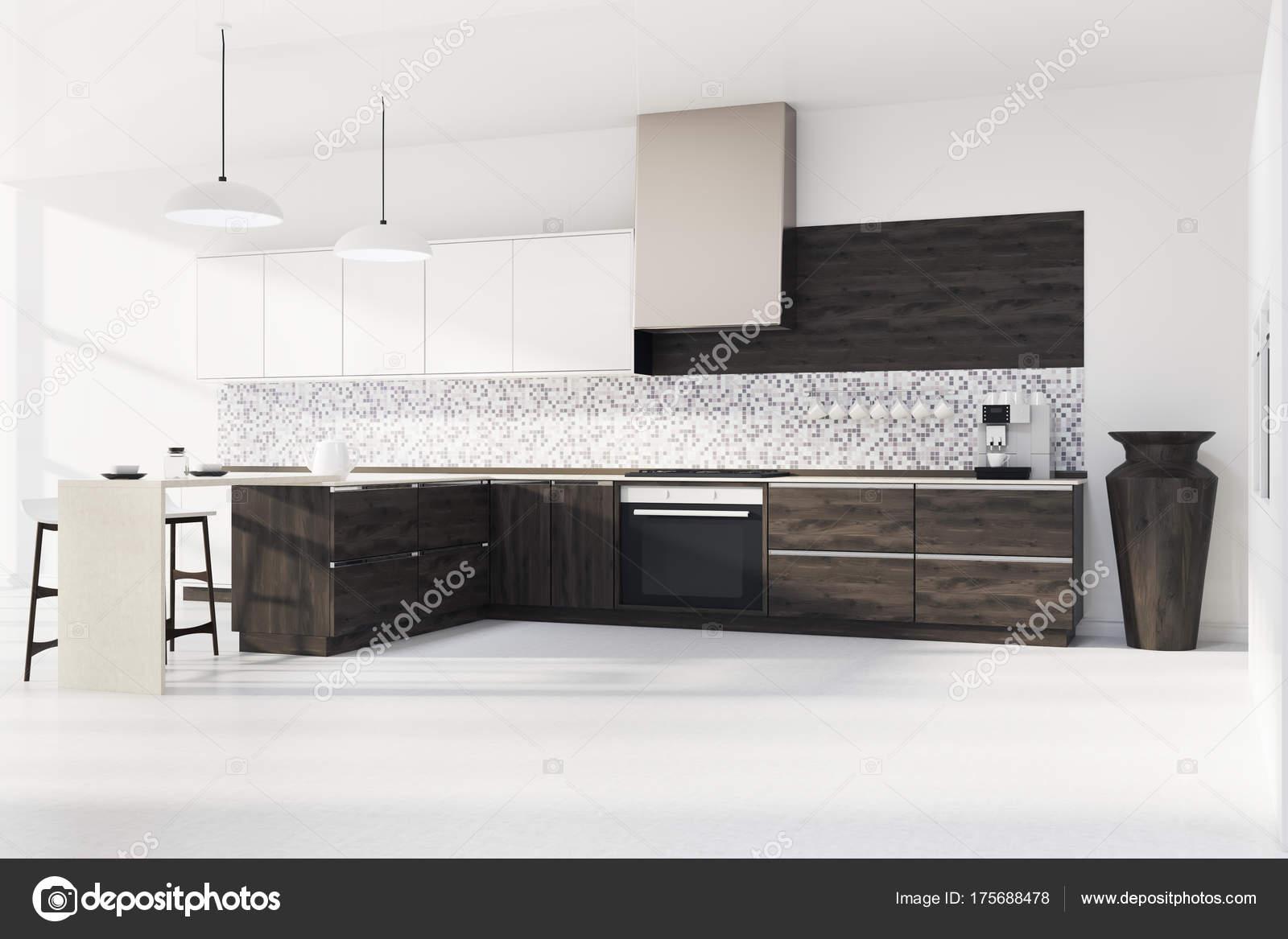 Mosaik-Küche, Vase, Seite — Stockfoto © denisismagilov #175688478