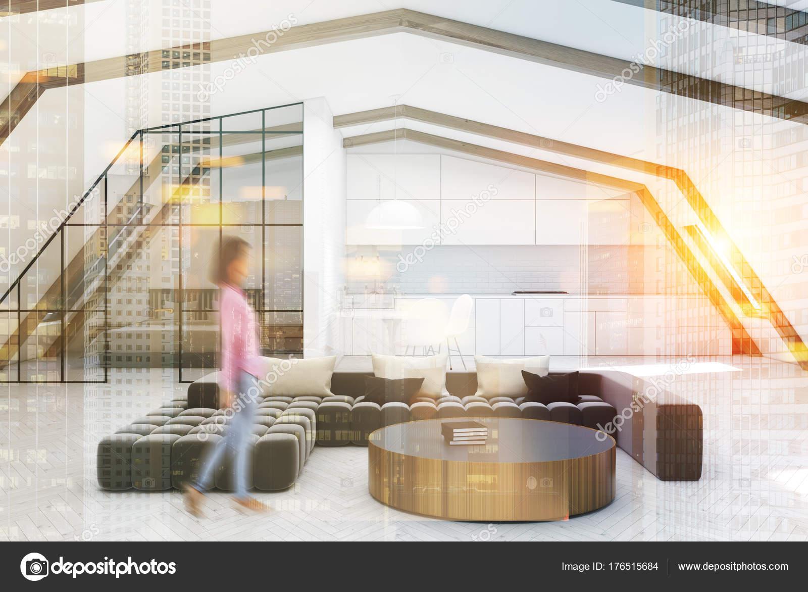 Doppeltr wohnzimmer elegant places of style ecksofa dive mit hocker ohne rckenlehne doppelte - Wohnzimmer pflanze groay ...