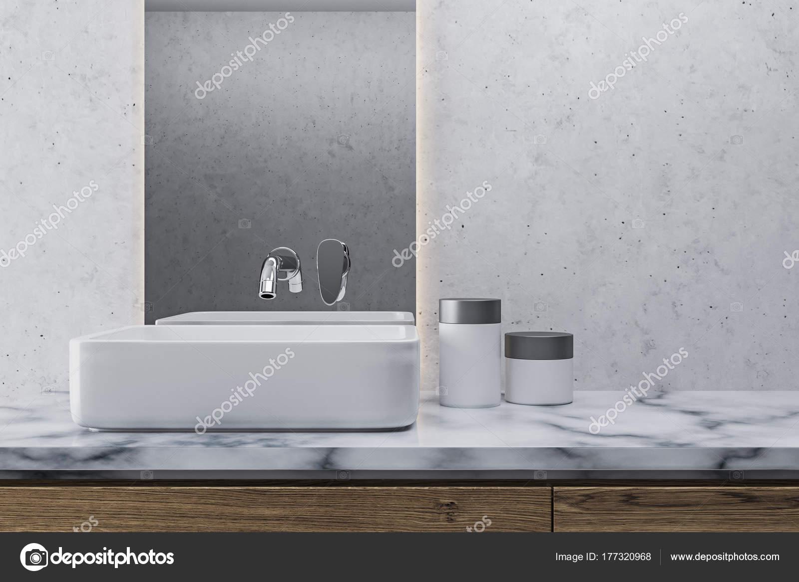 Lavello Bagno Angolare : Lavello bagno in marmo bianco bianco u2014 foto stock © denisismagilov