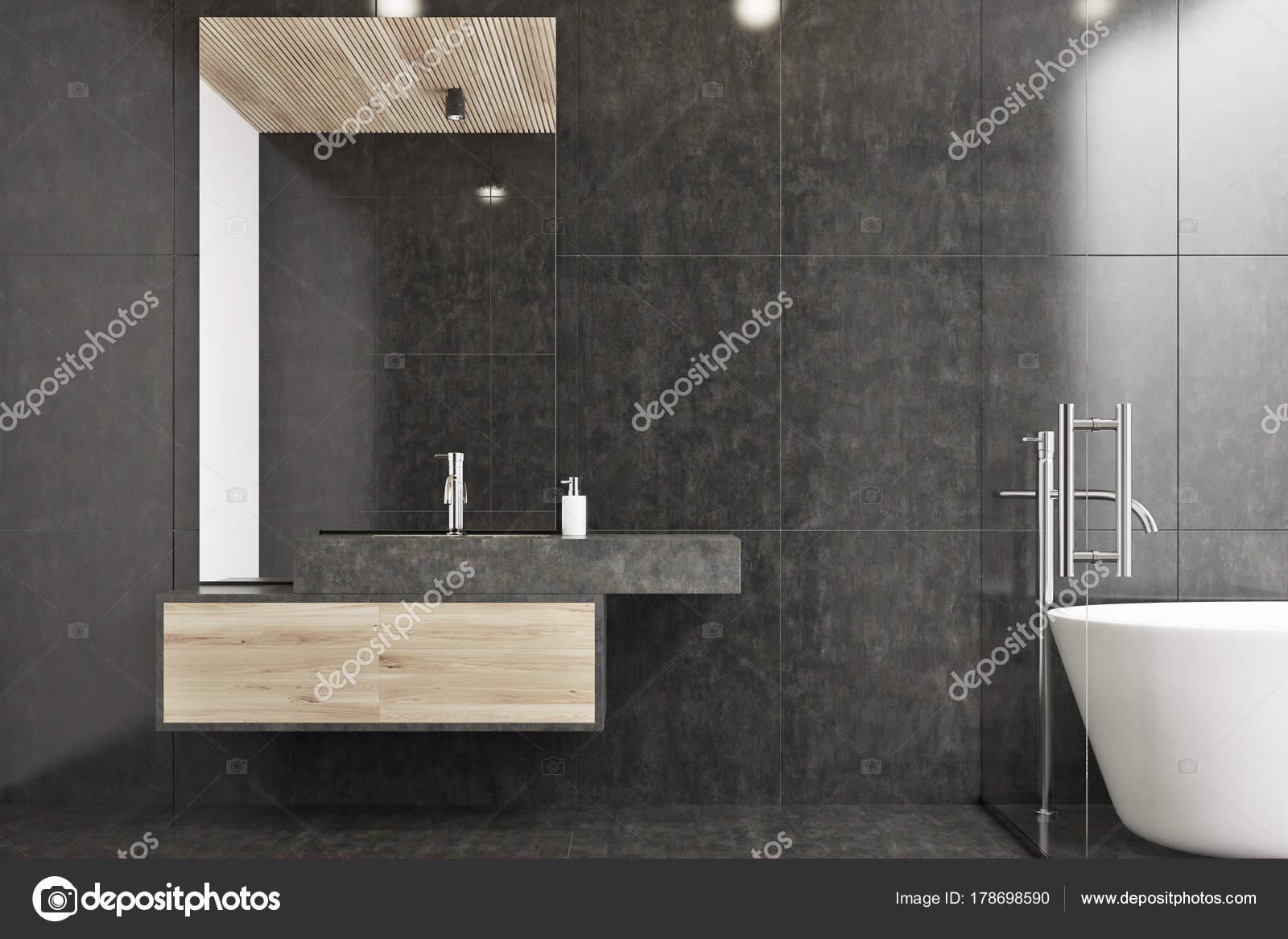 Vasca da bagno con un lavandino u2014 foto stock © denisismagilov #178698590