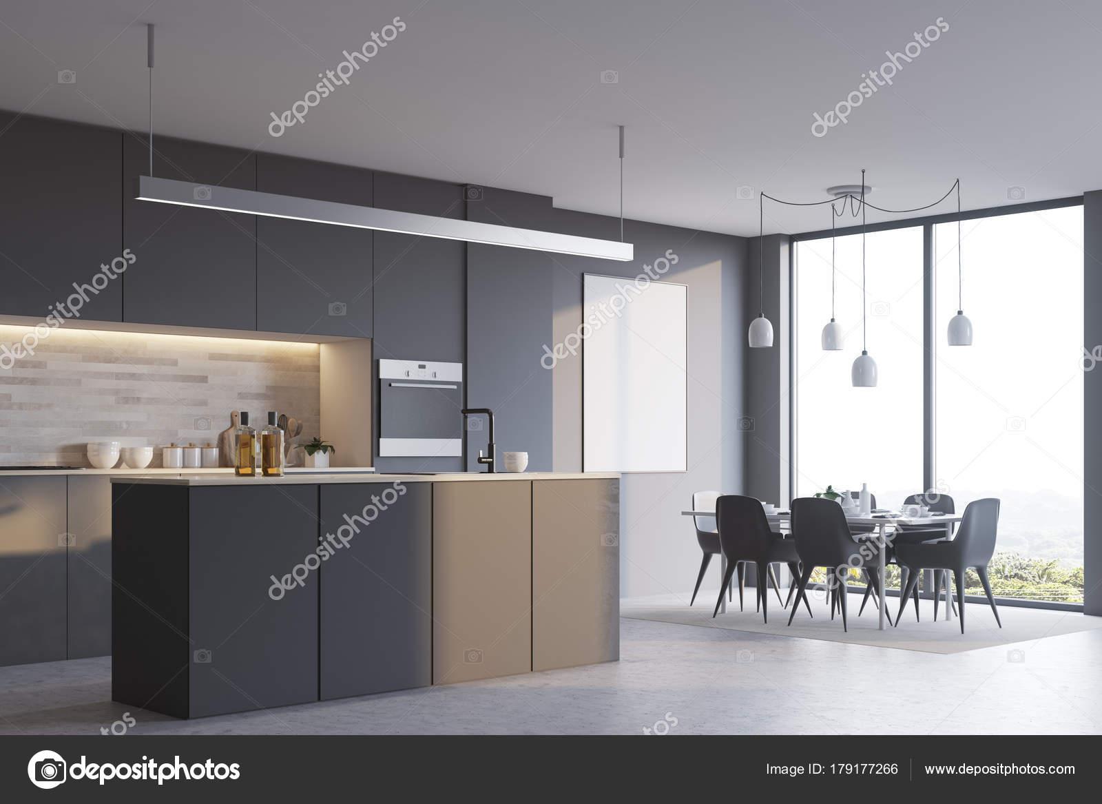 Zwart Betonvloer Keuken : Zwarte keuken beton u informatie over de keuken